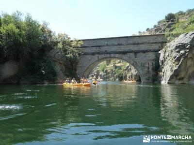 Piragua El Atazar;rutas de senderismo en madrid senderismo en madrid viajes agosto